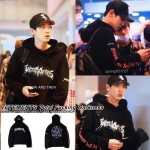 Hoodie VETEMENTS Total Fucking Darkness Sty.Chanyeol -ระบุไซต์-