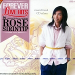 โรส ศิรินทิพย์ - Forever Love Hits Rose Sirintip Karaoke DVD