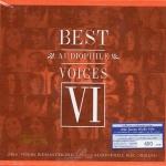 CD,Best Audiophile Voices VI