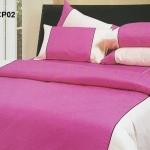 ผ้าปูที่นอน ทูโทน รัดมุม10นิ้ว ผ้าCVC250เส้นด้าย มี7สี 3.5ฟุต 1ชิ้น ผืนละ 410 บาท ส่ง 20ผืน