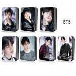 LOMO BOX SET BTS FAKE LOVE (30pc)-ระบุสมาชิก-