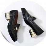 รองเท้าแฟชั่น ไซต์ 35-39 สีดำ