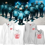 Jacket Hoodie SEVENTEEN17 GOING -ระบุสี/ไซต์-