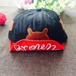 หมวก สีดำ แพ็ค 5อัน ไซส์ ประมาณ 1-3ปี (รอบศรีษะ 51cm)