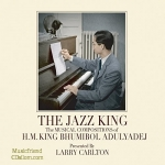 CD,The Jazz King H.M. King Bhumibol Adulyadej