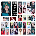 Lomo card set BTS WINGS- JIN (30pc)