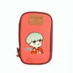 กระเป๋าดินสอการ์ตูน BTS - SUGA
