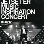 Jetset'er - Music Inspiration Concert DVD