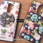 เคส Huawei Gr5 2017: ดอกไม้