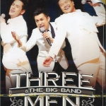 Three The Big Bang Men DVD Concert
