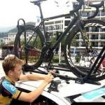 แร็คจักรยาน แบรนด์เนมจากญี่ปุ่น INNO หรูหรา แข็งแรงที่สุด ไม่สัมผัสเฟรมจักรยาน Pre-Order