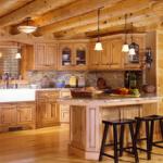แต่งบ้านไม้เก่าให้น่าอยู่ด้วยการทำครัวใหม่