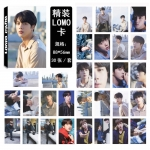 Lomo card set BTS Dicon - JIN (30pc)