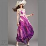 M580486 / S M L / 2015 Fashion dress พรีออเดอร์เดรสแฟชั่นงานเกรดยุโรป สวยดูดีมีสไตล์ นางแบบใส่ชุดจริง เป๊ะเว่อร์!
