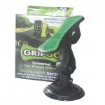 GRIPGO 360 ° free rotation car phone holder จับยึดมือถือด้วยยางซิลิโคน