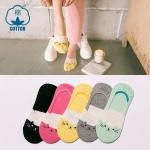 Cute socks ถุงเท้าแฟชั่นลายน่ารัก (3 คู่ 100 บาท)