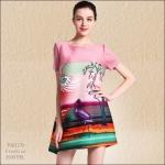 5902239 / Free size / 2016 Dress Fashion พรีออเดอร์ งานสวยมีสไตล์ คุณภาพดีสมราคา