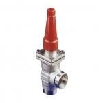 SVA-SS 15-125, stop valves, stainless steel