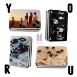 LOMO BOX SET BTS LOVE YOURSELF #Tear (30pc)-ระบุเซต-