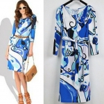PUC113 Preorder / EMILIO PUCCI DRESS STYLE