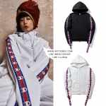 Jacket Hoodie VETEMENTS X Champion blend 17ss Zip -ระบุสี /ไซต์-