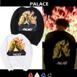 เสื้อแขนยาว PALACE SKATEBOARDS 2016 S/S TRI-FIRE -ระบุสี/ไซต์-