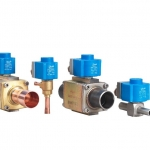 AKVA, Expansion Valves, for ammonia
