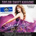 Taylor Swift - Speak Now [Karaoke, CD+DVD]