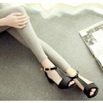 รองเท้าส้นสูง สีดำ เทรนใหม่ล่าสุด
