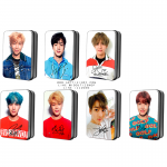 LOMO BOX SET BTS LOVE YOURSELF MEMBER (30pc)-ระบุสมาชิก-