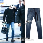 กางเกงยีนส์ LEBLANC DENIM Sty.JIMIN BTS -ระบุไซต์-