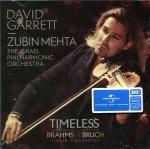 David Garrett - Timeless-Brahms & Bruch Violin Concertos