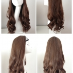 Half 02 วิกครึ่งหัว(Half Wig)