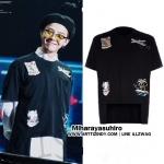 เสื้อยืด Miharayasuhiro Sty.G-Dragon -ระบุไซต์-