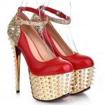 รองเท้าส้นสูงเวอร์...แฟชั่นสุดฮิตสำหรับสาวเปรี้ยวจี๊ด............