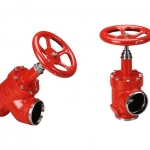 SVA-HS 15-200, stop valves, for chemical and petrochemical industry