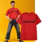 เสื้อยืด ACTION TRIBE Sty.WINNER -ระบุสี/ไซต์-