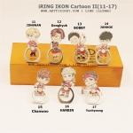 iRING IKON Cartoon II(11-17) -ระบุหมายเลข-