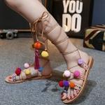 รองเท้าส้นเตี้ย ไซต์ 35-40