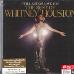 CD,Whitney Houston I Will Always Love You The Best Of (2CD)