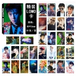 Lomo card set EXO TPOM - SEHUN (30pc)