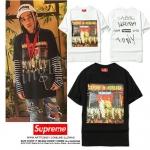 เสื้อยืด Supreme CAPONE-N-NOREAGA-CNN 16FW -ระบุสี/ไซต์-