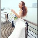 การเช่าชุดราตรียาวสีขาว ใช้แทนชุดแต่งงานช่วยประหยัดเงินในกระเป๋า