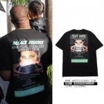 เสื้อยืด PALACE VISION Sty.Kanye West -ระบุไซต์/สี-