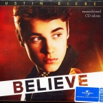 Justin Bieber Believe (2012) & Turn To You (2CD)