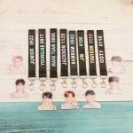 GOT7 name tag+พวงกุญแจ -ระบุสมาชิก-