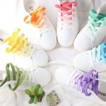 เชือกผูกรองเท้าไล่สี