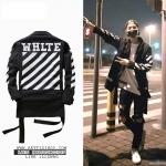 เสื้อเชิ้ต OFF-WHITE BLACK Sty.Luhan -ระบุสี/ไซต์-