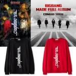เสื้อแขนยาว BigBang MADE FXXK IT -ระบุสี/ไซต์-