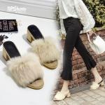 รองเท้าแฟชั่นเกาหลี สูง 5 ซม. [พร้อมส่ง]
